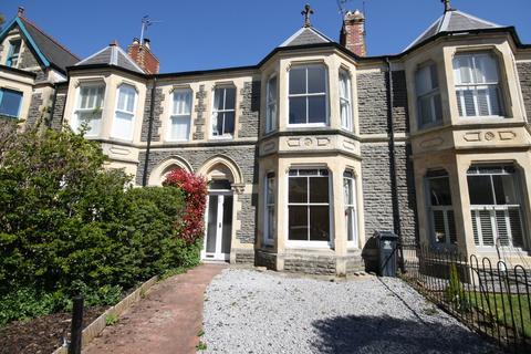 4 bedroom terraced house to rent - Plasturton Avenue, Pontcanna , Cardiff
