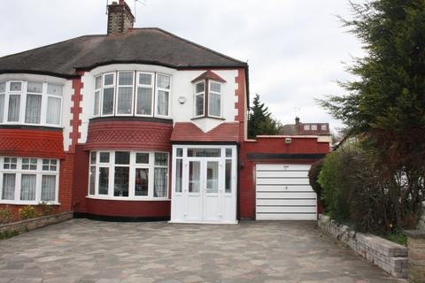 3 bedroom semi-detached house to rent - Winchmore Hill Road, Southgate, N14 6PX