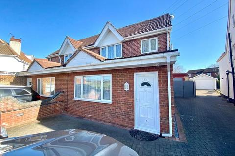 5 bedroom semi-detached house to rent - The Broadway, Greenford