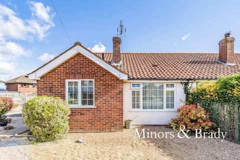 2 bedroom semi-detached bungalow for sale - Parana Close, Sprowston