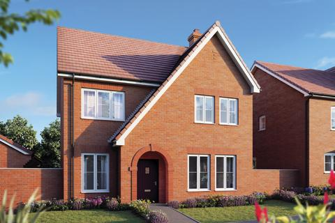 4 bedroom detached house for sale - Plot The Aspen 097, The Aspen at Whiteley Meadows, Whiteley Meadows, Off Botley Road, North Whiteley SO30
