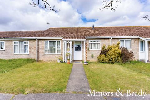 1 bedroom terraced bungalow for sale - Oliver Close, Carlton Colville