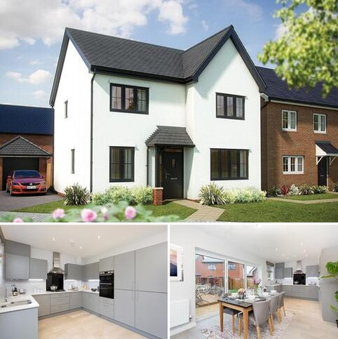 4 bedroom detached house for sale - Plot The Aspen 104, The Aspen at Hampton Water, Hampton Water, Greenfield Way (Off Beeby's Way), Braymere Road, Peterborough PE7