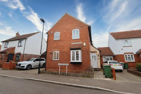 3 bedroom link detached house for sale - Fulmer Road, London, E16