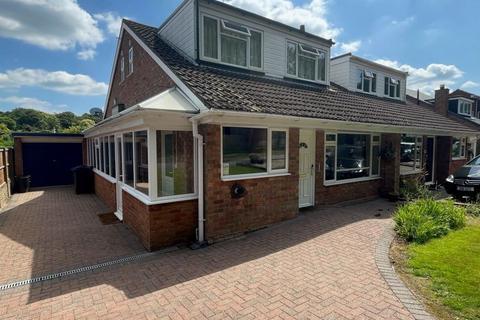 4 bedroom semi-detached bungalow for sale - Sharrat Field, Four Oaks, Sutton Coldfield, B75 6QT