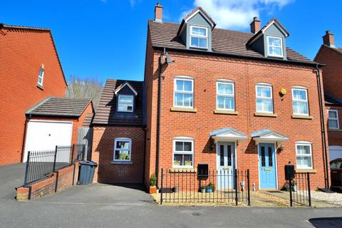 4 bedroom semi-detached house for sale - Collingwood Road, Kings Norton, Birmingham, B30