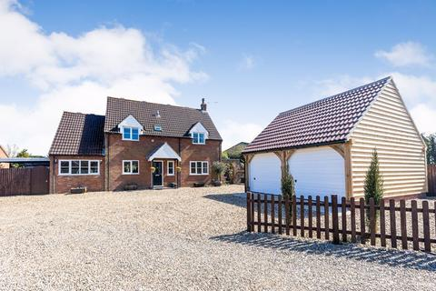 4 bedroom detached house for sale - The Green, Stalham Green