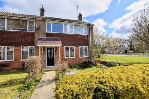 3 bedroom end of terrace house for sale - Brentwood Way, Aylesbury