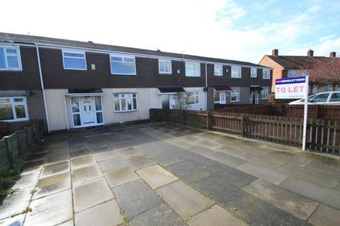 3 bedroom terraced house to rent - Tithe Barn Road, Hardwick, Stockton-on-Tees, TS19