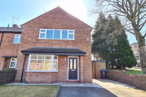 3 bedroom semi-detached house to rent - Hamil Drive, Leek, Staffordshire