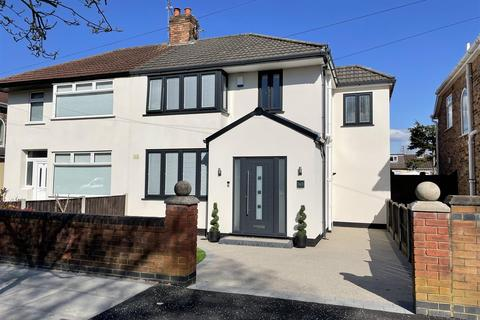 3 bedroom semi-detached house for sale - Bowring Park Avenue, Liverpool