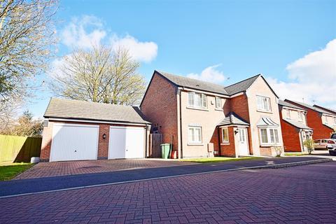 4 bedroom detached house for sale - Abington Close, Wigston