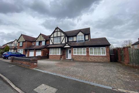 4 bedroom detached house to rent - Radlow Crescent, Marston Green, Solihull, B37 7LZ