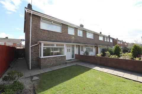 3 bedroom end of terrace house for sale - Coverdale, Hull