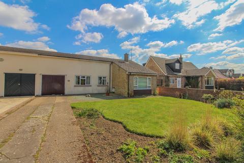 3 bedroom semi-detached bungalow for sale - Hitchin Road, Upper Caldecote, Biggleswade, SG18