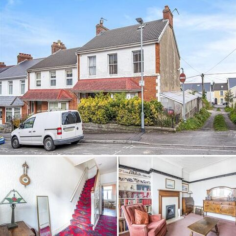 4 bedroom end of terrace house for sale - Oakland Road, Mumbles, Swansea