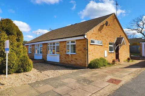 2 bedroom bungalow for sale - Pembury Close, Great Glen, Leicester