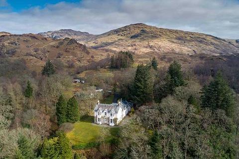 9 bedroom detached house for sale - Inversnaid Lodge, Inversnaid, Stirling, FK8