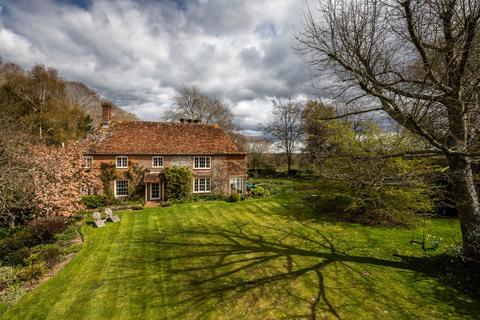 4 bedroom equestrian property for sale - Foxes Lane, West Wellow, Romsey, Hampshire, SO51