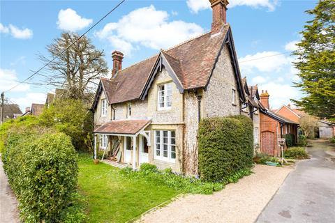 4 bedroom detached house for sale - Andover Road, Micheldever Station, Winchester, Hampshire, SO21