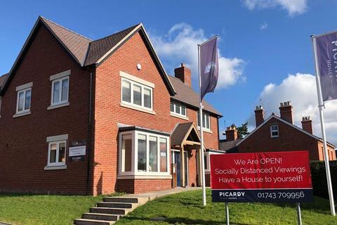 4 bedroom detached house for sale - Youngs Way, Pontesbury, Shrewsbury