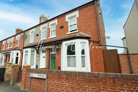 3 bedroom end of terrace house for sale - Heol Y Forlan, Whitchurch, Cardiff
