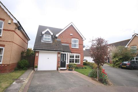 3 bedroom detached house for sale - Milton Bridge, Wootton, Northampton, NN4