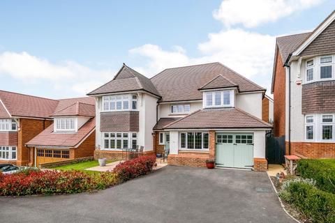 4 bedroom detached house for sale - Oakley Road, Wilton