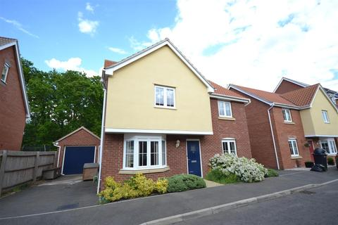4 bedroom detached house for sale - Costessey, Norwich, NR8