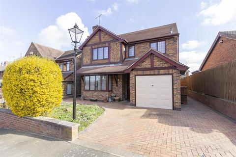 4 bedroom detached house for sale - Lansbury Avenue, Pilsley, Chesterfield
