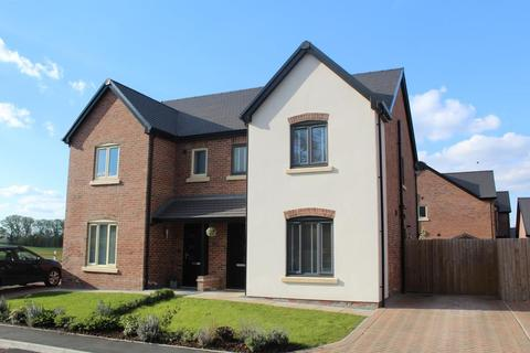 3 bedroom semi-detached house for sale - St. Annes Way, Hanwood, Shrewsbury