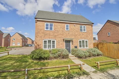 3 bedroom detached house for sale - Navy Close, Burbage, Hinckley
