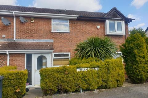 2 bedroom terraced house for sale - Keyham Court, The Glades, Northampton, NN3