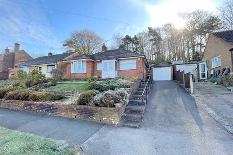 2 bedroom detached bungalow for sale - Windsor Drive, Leek
