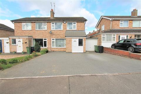 3 bedroom semi-detached house for sale - Windrush Drive, Oadby, Leicester LE2