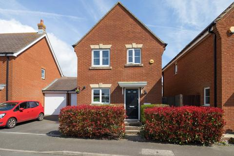 3 bedroom link detached house for sale - Kinson Way, Whitfield, Dover