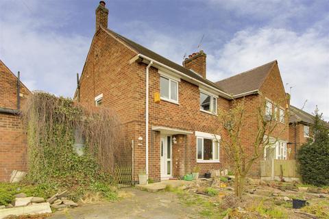 3 bedroom semi-detached house for sale - Plumb Road, Hucknall, Nottinghamshire, NG15 6LE