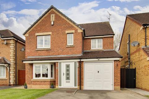 3 bedroom detached house for sale - Boatswain Drive, Hucknall, Nottinghamshire, NG15 7SX