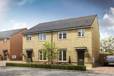 2 bedroom semi-detached house for sale - The Beauford - Plot 166 at Waters Edge, Star Lane SS3