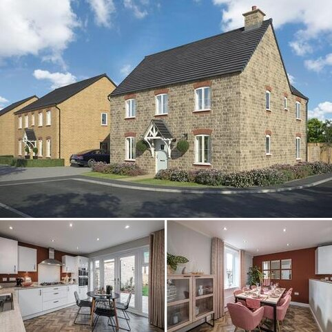 4 bedroom detached house for sale - Plot 90, Avondale at Hemins Place at Kingsmere, Off Vendee Drive, Chesterton OX26