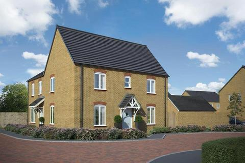 3 bedroom semi-detached house for sale - Plot 101, Hadley at Hemins Place at Kingsmere, Off Vendee Drive, Chesterton OX26