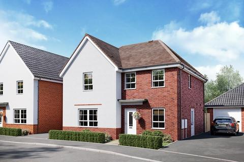 4 bedroom detached house for sale - Plot 34, Radcliffe at Wayland Fields, Thetford Road, Watton, THETFORD IP25