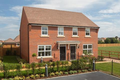 3 bedroom semi-detached house for sale - Plot 244, Archford at Kingfisher Meadow, Holt Road, Horsford, NORWICH NR10