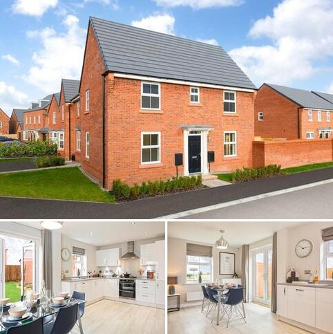 3 bedroom end of terrace house for sale - Plot 161, Hadley at The Avenue, Park View (A43), Moulton, NORTHAMPTON NN3