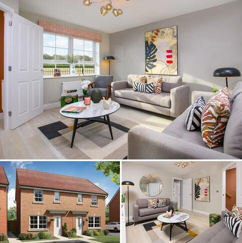 3 bedroom semi-detached house for sale - Plot 47, Ellerton at Mortimer Park, Long Lane, Driffield, DRIFFIELD YO25