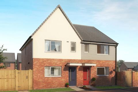 3 bedroom house for sale - Plot 132, The Leathley at Bucknall Grange, Stoke on Trent, Eaves Lane, Bucknall ST2