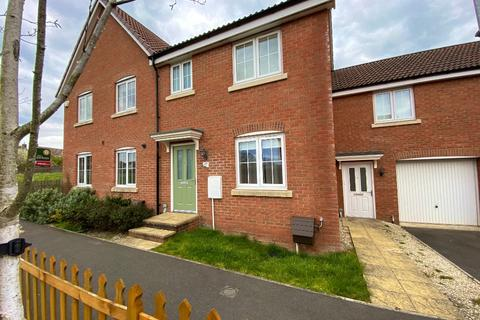 3 bedroom terraced house to rent - Blain Place, Royal Wootton Bassett, SN4
