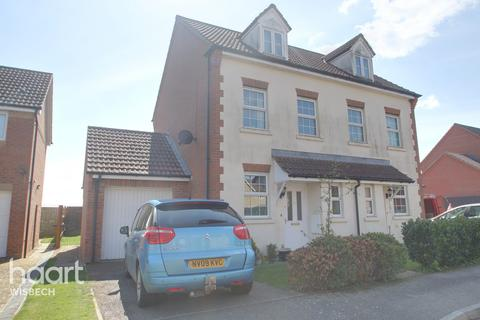 3 bedroom semi-detached house for sale - John Bends Way, Wisbech