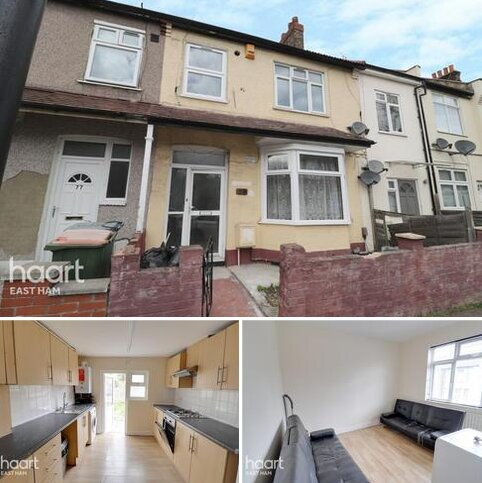 4 bedroom terraced house for sale - Charlemont Road, London