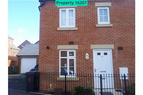 3 bedroom end of terrace house to rent - ARUDUR HEN , RADYR, CARDIFF, CF15 8FX